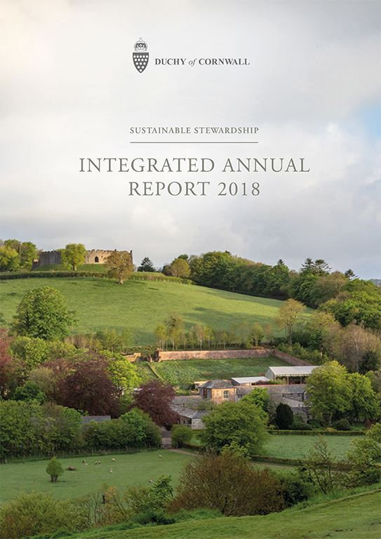 Duchy Of Cornwall Financial Report 2018
