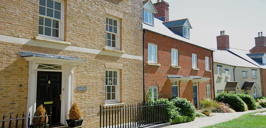 Poundbury New Homes